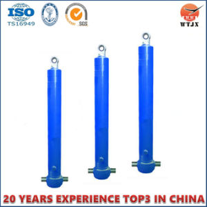 Hyva Fe Type Hydraulic Cylinder for Dump Truck pictures & photos