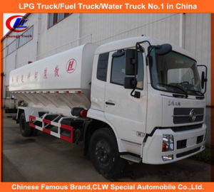 Dongfeng 4*2 Hydraulic Auger Bulk Feeds Trucks 20tons for Sale pictures & photos