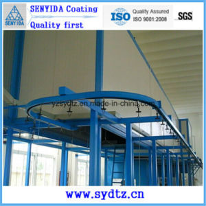 Powder Coating Line/Painting Line (Moisture Drying System and Powder Curing System) pictures & photos