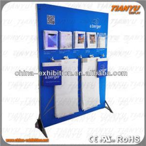 Advertising Aluminum Textile Snap Photo Frame pictures & photos