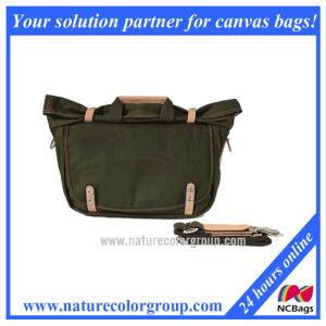 2016 New Style Canvas Messenger Bag Shoulder Bag pictures & photos
