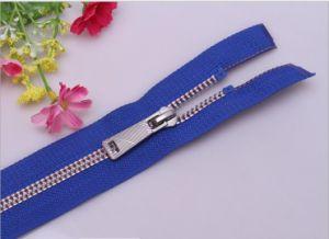Nuguard Zipper 5#Derlin Blue Tape pictures & photos