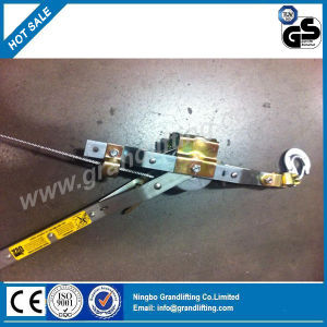 Wire Rope Hand Puller Ratchet Cable Puller pictures & photos