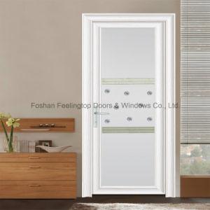 Thermal Break Aluminum Casement Door with Serging (FT-D80) pictures & photos