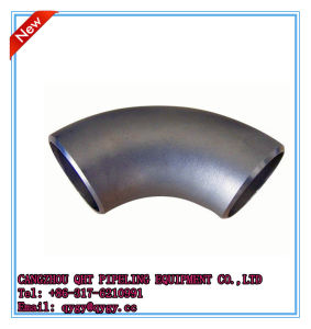 Stainless Steel Pipe Press Fitting 90 Degree Equal Elbow pictures & photos