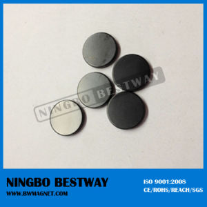 Black Coating Neodymium Disc Magnet pictures & photos