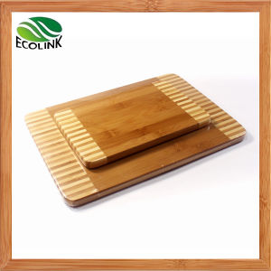 Durable Anti-Bacterial Bamboo Cutting Board pictures & photos