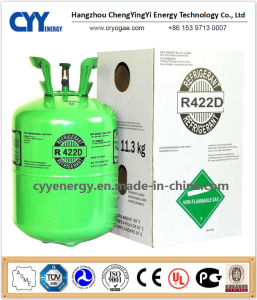 High Purity Mixed Refrigerant Gas of R422da (R134A, R502, R507) pictures & photos