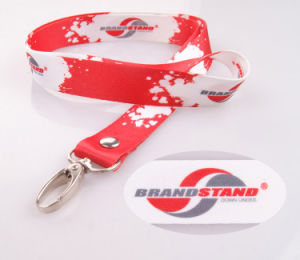 Hotsale Fashion New Design Colorful Polyester Neck Lanyards with Custom Logo 46 pictures & photos