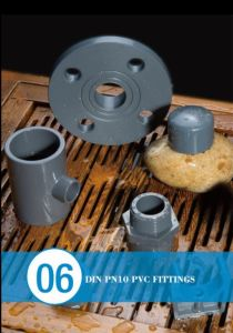 Pn10 PVC Fitting for Cold Water Supply pictures & photos