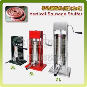 Manual Vertial Sausage Filler/Stuffer pictures & photos
