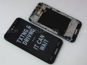 Mobile Phone LCD for LG E986 LCD with Touch Screen pictures & photos