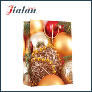 Wholesales Customize Holiday Candy Gift Printed Christmas Paper Packaging Bag pictures & photos