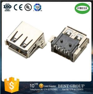 Female USB RJ45 USB Connector Adapter USB 3.0 to USB 2.0 pictures & photos