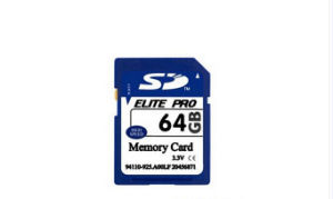 Full Real Capacity 64GB SD Memory Card 2016 pictures & photos