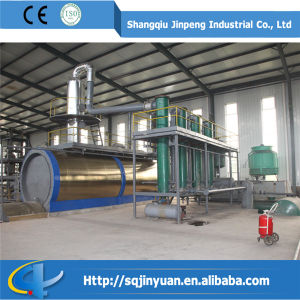 Used Engine Oil Distillation Plant with CE pictures & photos