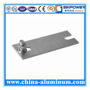 High Quality CNC Deep Machining Industrial Aluminum Profile