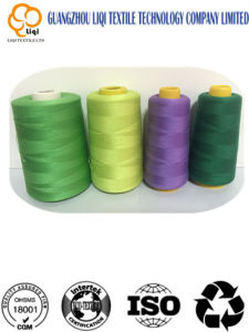 Core Spun Polyester Sewing Thread with High Tenacity 6.5g/D pictures & photos