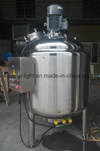 Stainless Steel Batch Type High Shear Emulsifier pictures & photos
