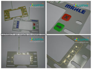 Metal Domes Membrane Keypad Switch Graphic Ovelay Panel pictures & photos