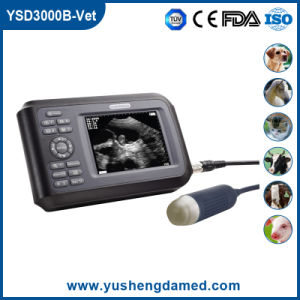 Ce FDA Medical Diagnosis Equipment Veterinary Palmtop Ultrasound Scanner pictures & photos
