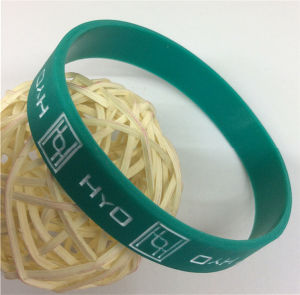 The Customer Design Cheaper Silicone Create Wristbands pictures & photos