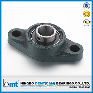 Cast Iron Housing Two-Bolt Rhombic Flange Ball Bearing Units (UCFL210) pictures & photos