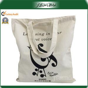 Natural White Tote Cotton Bag, Reusable Cotton Bag pictures & photos