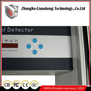 Best Quality Security Detection Door Frame Metal Detector pictures & photos
