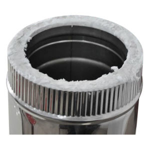 Double Wall Chimney Straight Pipe pictures & photos