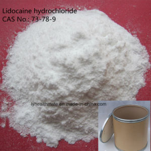 99% Lidocaine HCl 73-78-9 High Purity pictures & photos