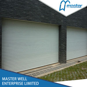 Automatic Insulated Rolling Garage Door pictures & photos