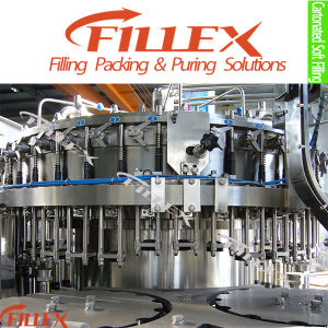 Full Automatic Carbonated Soft Filling Machine pictures & photos