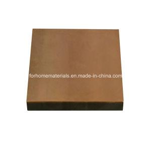 Wear-Resistant Tin Bronze-Steel Explosive Clad Steel Plate Sheet pictures & photos