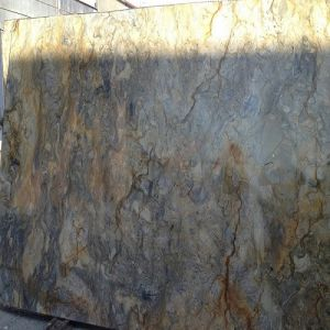 Brazil Fusion Polished Brazil Quartzite Slabs Quartz Slabs pictures & photos