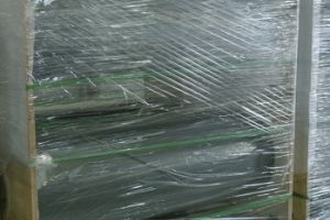50micron Flame Retardant Polyester Film