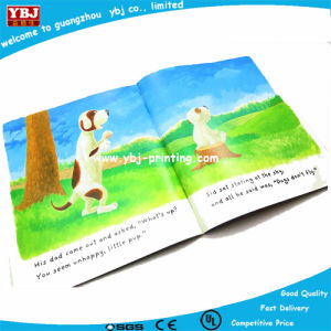 2015 New Colorful Free Printing Children Books