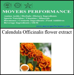 Hot Slaes Cosmetic Ingredient: Calendula Officinalis Flower Extract pictures & photos