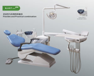 New Model Updated Kj-917 Dental Equipment with Ce, ISO pictures & photos