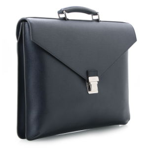 Classical Designed Men′s Leather Briefcase pictures & photos