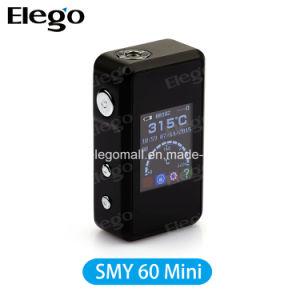 Original Smy60 Mini Temperature Mod E-Cigarette Kit pictures & photos