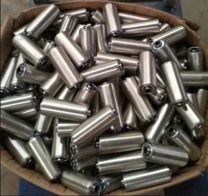Gravity Conveyor Idler Steel Roller pictures & photos