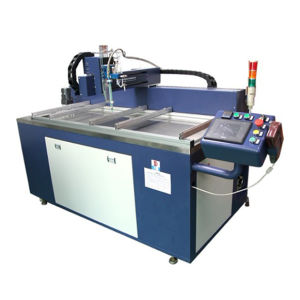 Automatic Glue Dispenser for Rigid Strip