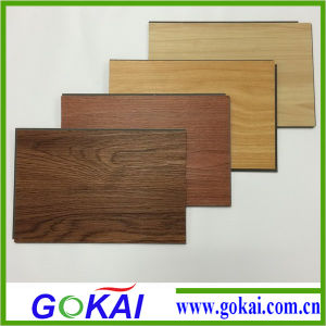 5mm Click PVC Vinyl Floor with Lock System pictures & photos