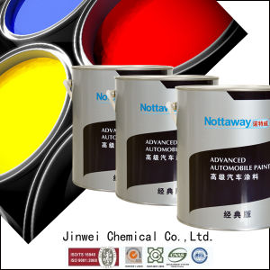 White Yellow Thermoplastic 2k Acrylic Topcoat Paint pictures & photos