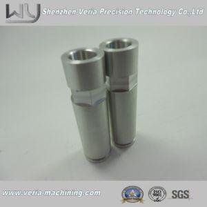 High Precision CNC Machining Aluminium Parts / CNC Lathe Machined Part Ra0.8-3.2 Al6061