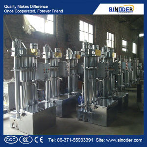Hydraulic Seed Oil Press Crude Oil Product Making Machine pictures & photos