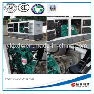 Cummins Engine 25kVA -250kVA Power Silent Diesel Generator pictures & photos