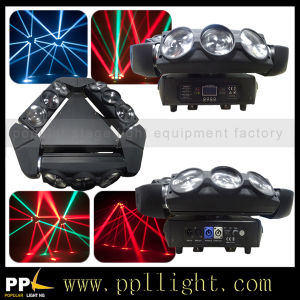 3*3 Zone 9PCS 10W Spider Moving Head LED Effect Light pictures & photos