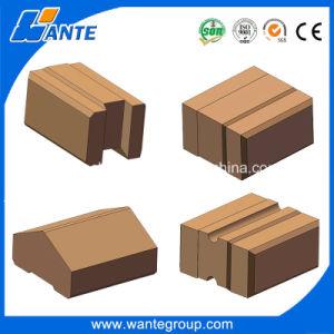 Semi-Automatic Interlocking Brick Machine Prices for Kazakhstan/Tajikistan/Kyrgyzstan pictures & photos